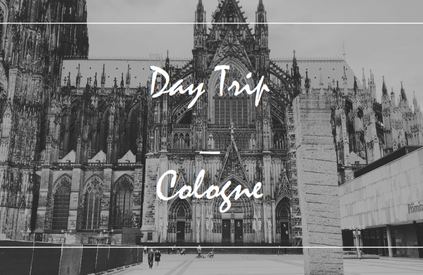 Locked Day Trips Part II – Cologne